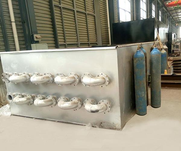 废橡胶低温裂解设备